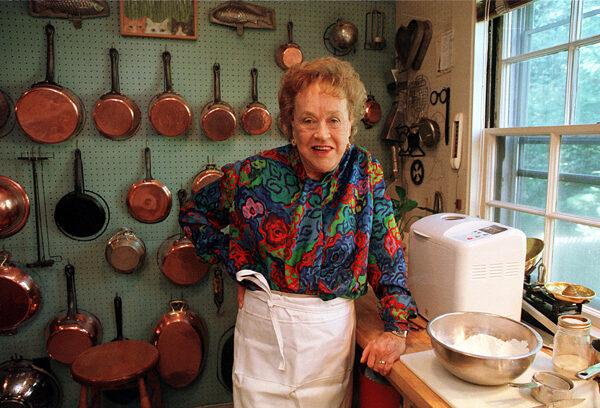 Happy 100th Birthday, Julia Child!!! You are always an inspiration in my kitchen :)