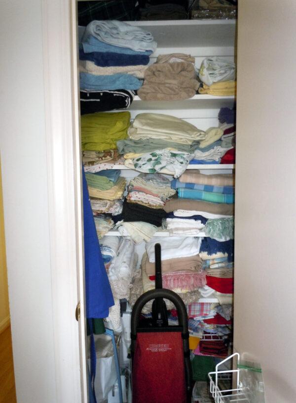 Feeling organized :)