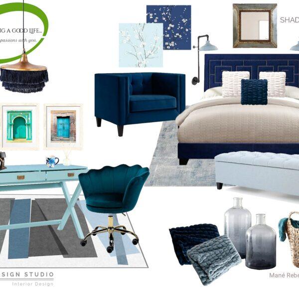 Shop Shades of Blue!